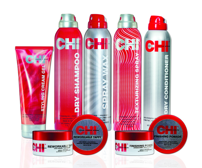 CHI Haircare Styling Line Extension
